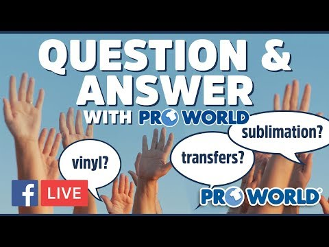 Q&A With Pro World