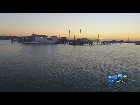 Saving a Virginia Treasure: Tangier Island