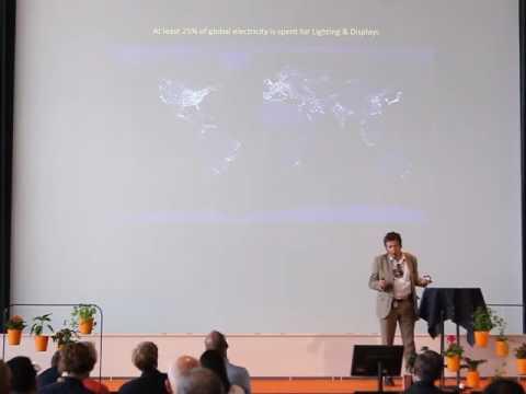Lars Samuelson: Nanotechnology providing efficient lighting and solar energy to the world.