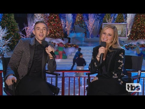I.C.E. on Ice with Adam Rippon and Jason Jones | Christmas on I.C.E. Part 6 | TBS