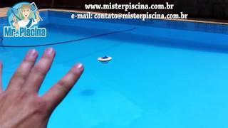 Tratamento de Piscina c/ Água Verde Parte 2