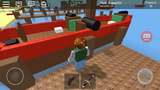 ROBLOX-I turned a pirate!!! -Pirate Wars