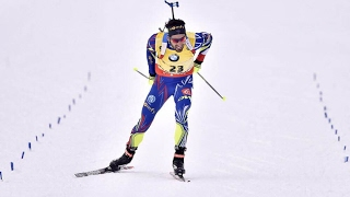 Martin Fourcade - Individuel 20KM - Oslo 2016