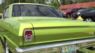 1964 Nova Custom Chevy Nova Metallic Green @XavierSantos47