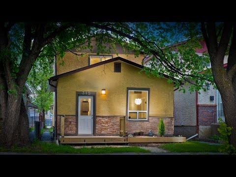 315 Roseberry St. Winnipeg, MB