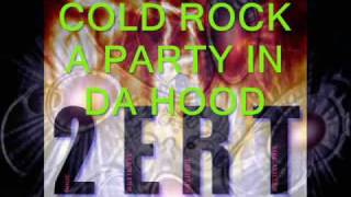 COLD ROCK A PARTY IN DA HOOD (2ERT MASH UP) MC LYTE VS DIANA ROSS VS DMX