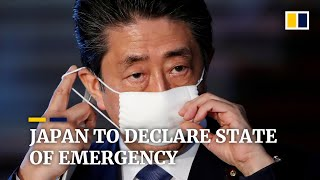 Coronavirus: Japan to declare state of emergency over Covid-19 pandemic