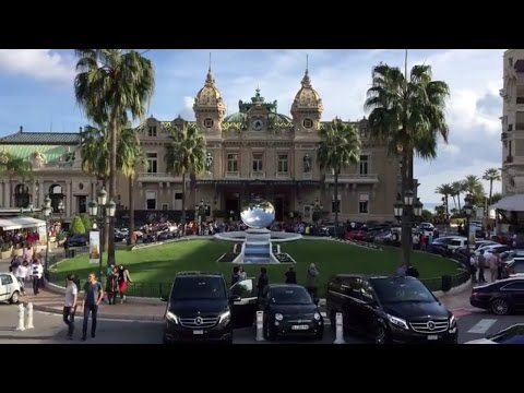 Visiting Country 92 Monaco and Monte Carlo Casino Travel Vlog