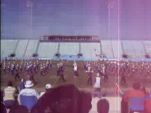 2007 Burke High School Marching Band Palmetto Classic