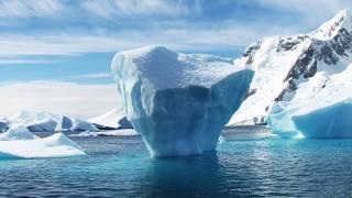 Glacier Melt (Eerie/Wintry Harp Music - Global Warming)
