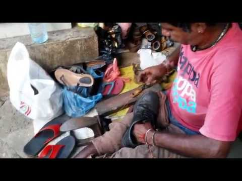 Shoe repair in Sri Lanka