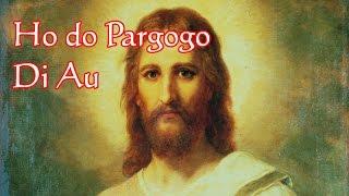 """Lagu Rohani Batak Yang Paling Menyentuh..... """"Ai Ho do Pargogo di au"""""""