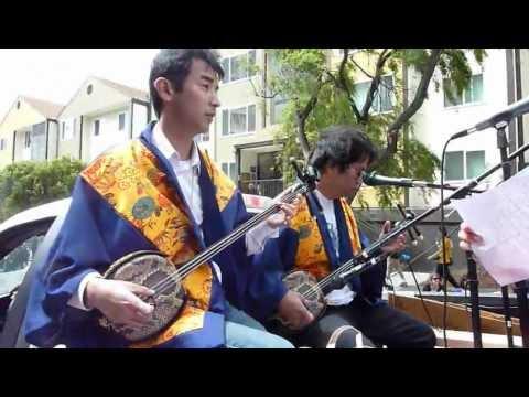 Haisai Ojisan-Okinawa Kenjikai-Cherry Blossom Festival Parade San Francisco 2012