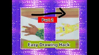 Easy Drawing Crafts | Part 2 | Tutorial | MaryamT