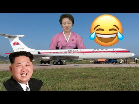ACTUAL AirKoryo Commercial (Satire)