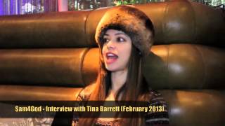 Tina Barrett Interview - February 2013