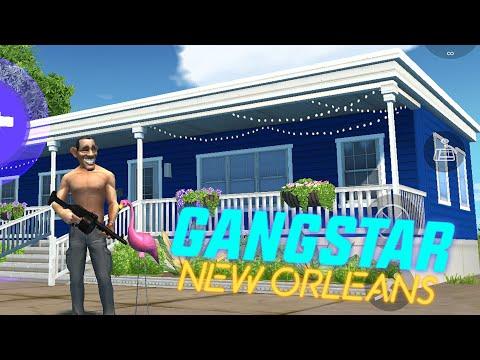 MI PROPIA MANSIÓN AL ESTILO GTA 5!! MEJOR ACTUALIZACIÓN GANGSTAR NEW ORLEANS ANDROID & iOS!