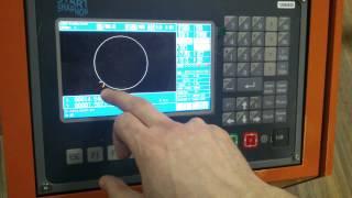 Пробный запуск плазмореза HCB-1500х3000 с ЧПУ(Пробный запуск ЧПУ плазмореза HCB-1500х3000., 2014-04-04T07:54:01.000Z)