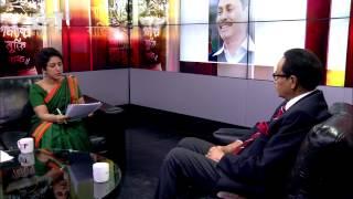 Ekattor Mancho Samia Zaman With Hossain Mohammad Ershad