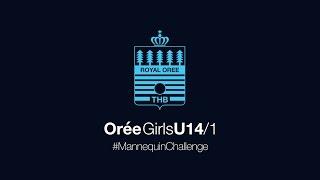 27-11-2016 Mannequin Challenge Orée GU14/1