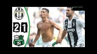 Download Video JUVENTUS VS SASSUOLO 2-1 FULL HIGHLIGHTS 15-09-2018 MP3 3GP MP4