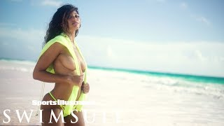 Danielle Herrington Goes Topless In The Bahamas | INTIMATES| Sports Illustrated Swimsuit