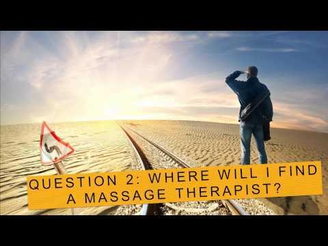 Hiring a Massage Therapist for External Events