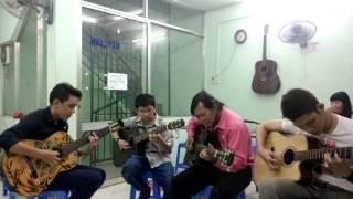 Espana Cani - Hòa tấu guitar