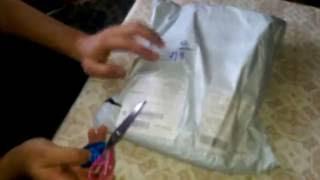 """Распаковка куртки Росомахи из фильма """"Люди Икс. Начало. Росомаха"""" с сайта алиэкспресс."""