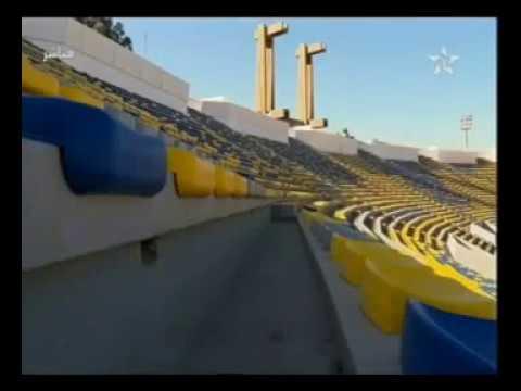 Visite du complexe sportif mohammed v youtube for Complexe mohamed 5 piscine