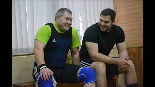 Арямнов Первое видео и первые соревнования 2019