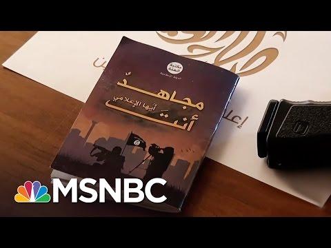 How ISIS Mastered Internet Recruitment   MSNBC