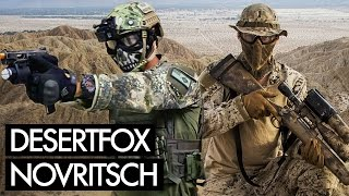 Jet Desertfox & Novritsch teaming up at Desertfoxfield thumbnail