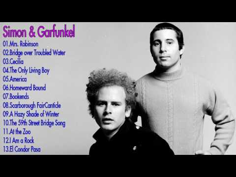 Simon and Garfunkel Greatest Hits Collection || The Very Best of Simon and Garfunkel