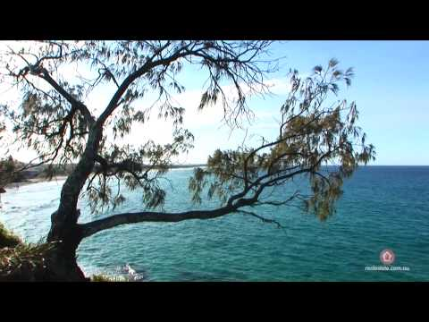 QLD Coolum Beach - Location Video