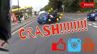 London Random encounters #10 he CRASHES in front of me...