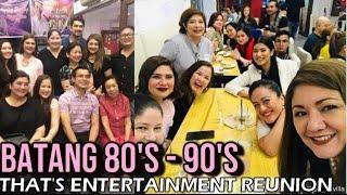 That's Entertainment REUNION 2019 with Mayor Isko Moreno MyTub