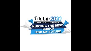 Edufair Virtual 2020 Sesi 2 Starki Jakarta