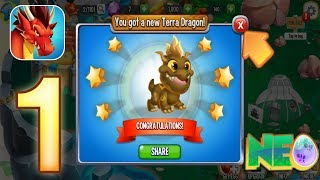 Dragon City: Gameplay Walkthrough Part 1 - Welcome To Dragon City (iOS, Android) screenshot 1