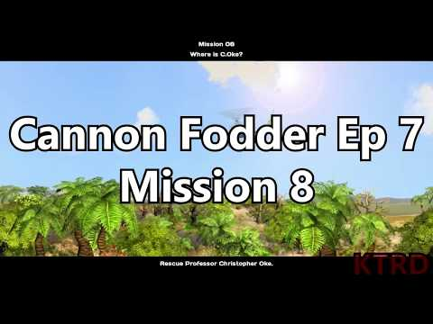 Cannon Fodder 3 Ep 7 mission 8 |