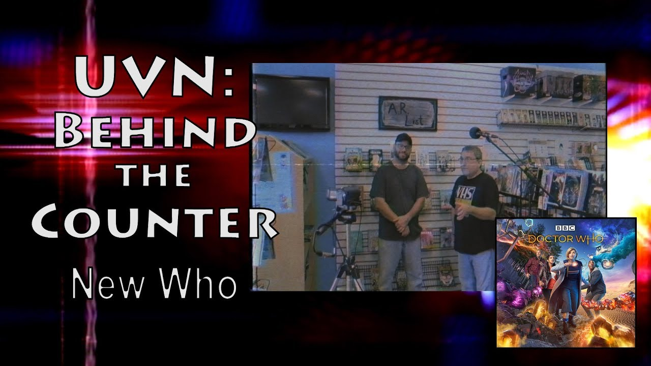 UVN: Behind the Counter 438