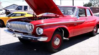 Bob Mosher's 1962 Dodge Dart 413 Max Wedge