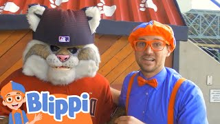 Download lagu Learning Sports For Kids With Blippi | Educational Videos For Kids
