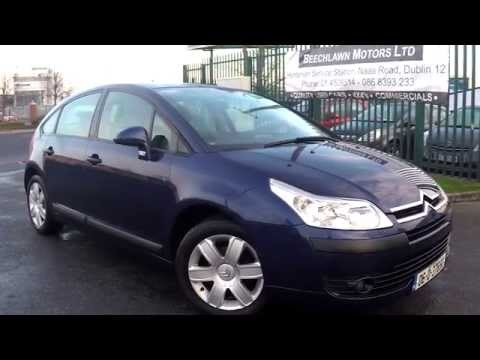 Citroen C4 2004 – 2010 review | CarsIreland.ie
