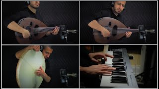 The Hobbit - The Misty Mountains (Oud cover) by Ahmed Alshaiba