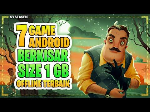 7 Game Android Offline 1GB Terbaik