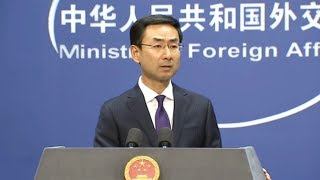 China urges UK to exercise prudence on Hong Kong-related issues