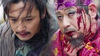 《BEST》 Six Flying Dragons 육룡이 나르샤| 박혁권, 변요한과 결전서 패배… 비참한 '최후' EP18 201501201