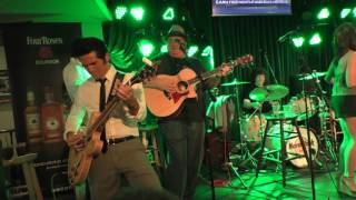 "Jeff Lewis All-Star Jam Band, ""Let's Have a Party"" - video by Susan Quinn Sand"
