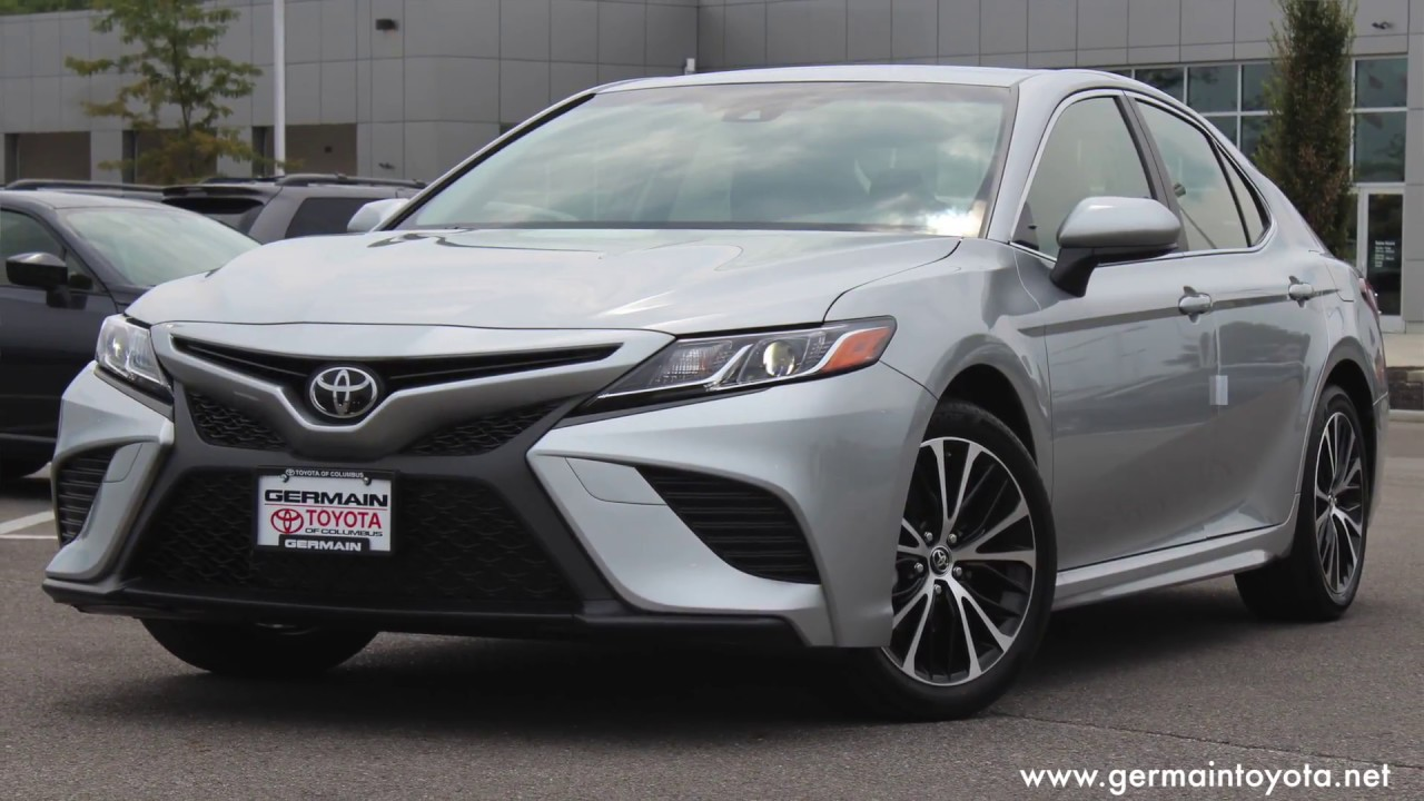 2018 toyota entune. Interesting 2018 2018 Toyota Camry SE Entune 30 For Toyota Entune 8